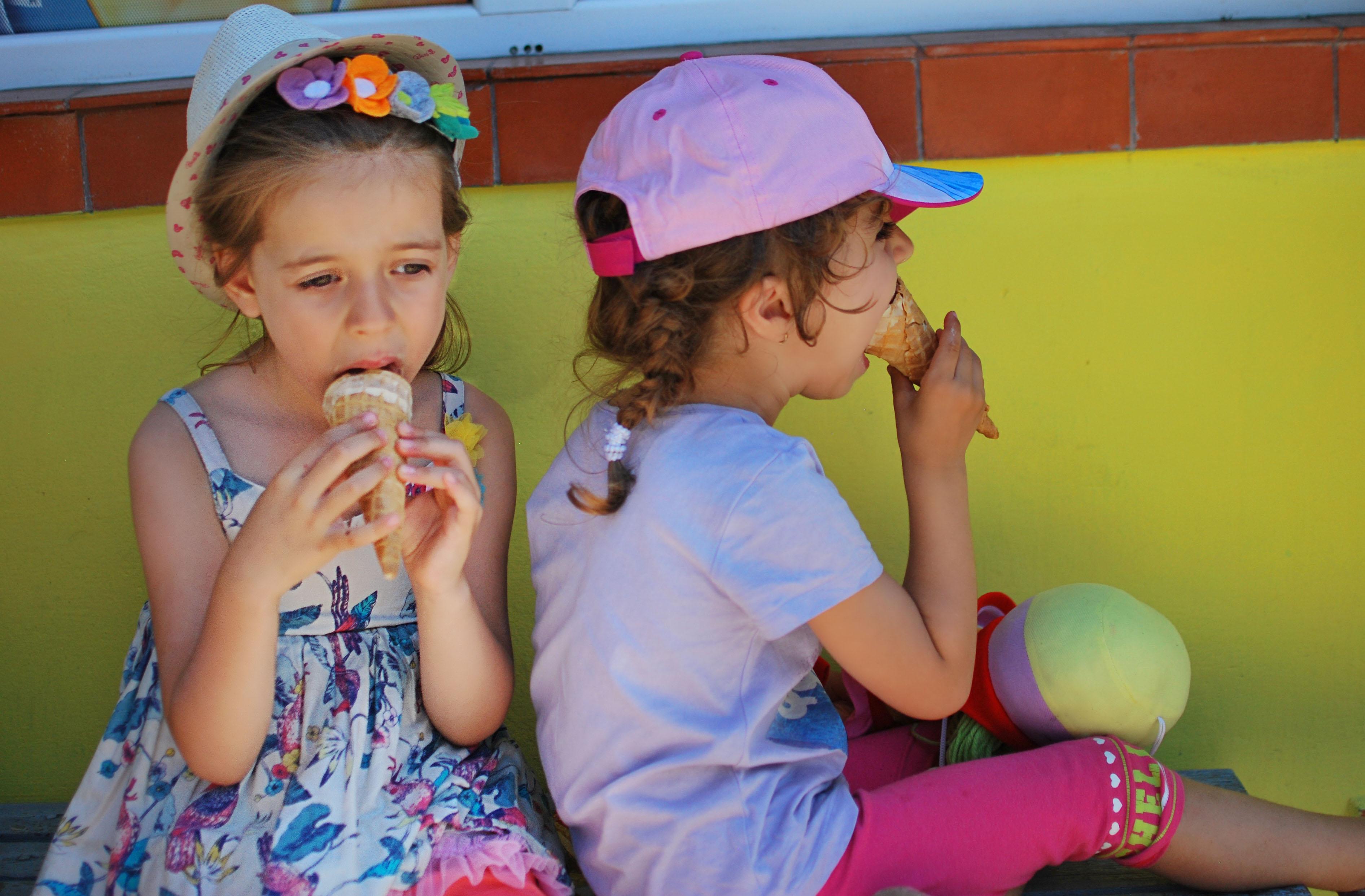деца сладолед family trip